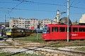 Sarajevo Tram-289 Line-2 2011-10-04 (2).jpg