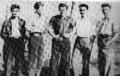 Sarajlije Španci, Girs, Franc, 1939 - vojo todorovic o lerer, sretjko manola, miljenko cvitkovitj, elijas engel, ahmet fetahaic.png