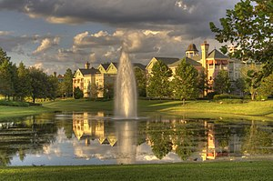 Disney's Saratoga Springs Resort & Spa - Image: Saratoga Springs Resort