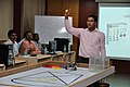 Saurabh Abhishek - Introductory Session - Workshop on Organising Indian and World Robot Olympiad - NCSM - Kolkata 2016-03-07 2240.JPG