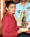 Savita Punia receiving Arjuna Award for Hockey in 2018.jpg