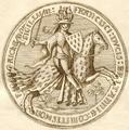 Sceau de François I - Duc de Bretagne.png