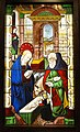Scenes from the Infancy Cycle - The Nativity, Loisy-en-Brie, France, c. 1460-1480 - Nelson-Atkins Museum of Art - DSC08478.JPG