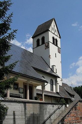 Schönau im Schwarzwald - Protestant church