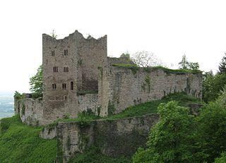Schauenburg Castle (Oberkirch) castle in Oberkirch, Germany