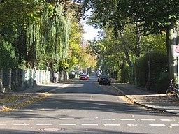 Schillerstraße in Göttingen