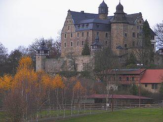 Mainleus - Wernstein Castle