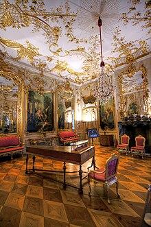 Palais de sanssouci wikip dia for Schloss modern einrichten