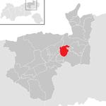 Schwoich in the KU.png district