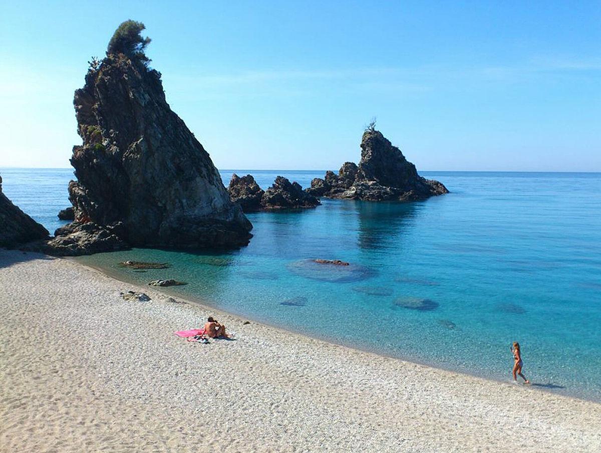 Palmi wikivoyage guida turistica di viaggio - Immagini da colorare la spiaggia ...