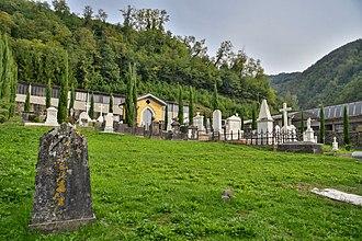 Bagni di Lucca - The English Cemetery