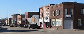 Scotland, South Dakota, N side Main Street from 2nd Street 1.JPG