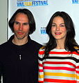 Scott Cross and Michelle Monaghan.JPG