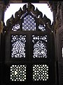 Sculpted window, Orchha, Madhya Pradesh.jpg