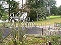Sculpture, Stirling University - geograph.org.uk - 101271.jpg