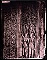 Sculptured pilasters, Nakhon Thom (Angkor Wat), Cambodia. Wellcome L0031071.jpg