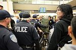 SeaTac Airport protest against immigration ban 16.jpg