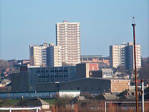 Seacroft - Image: Seacroft from Fearnville 001