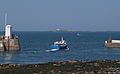 Seahouses Harbour looking toward the Farne Islands (7275437656).jpg