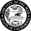 Official seal of Del Mar, California