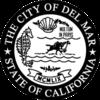 Official seal of Del Mar, California