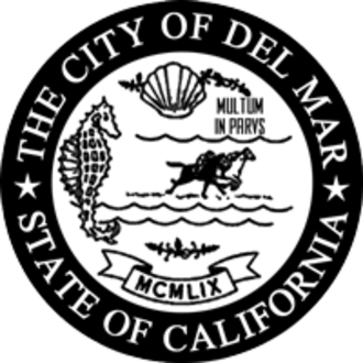 Del Mar, California - Image: Seal of Del Mar, California