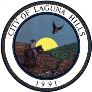 Laguna Hills, California - Image: Seal of Laguna Hills, California
