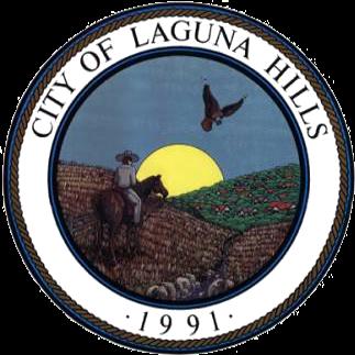 Official seal of Laguna Hills, California