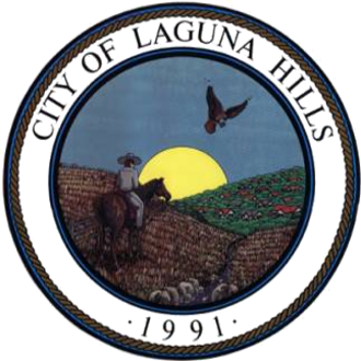 Laguna Hills, California - Image: Seal of Laguna Hills, California
