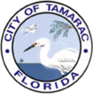 Tamarac, Florida - Image: Seal of Tamarac, Florida