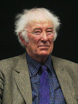 Seamus Heaney cover