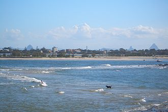 Sunshine Coast, Queensland - Caloundra, Bribie Island and the Glass House Mountains, 2012