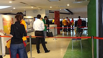 Ali Sami Yen Sports Complex - Ali Sami Yen Spor Kompleksi Galatasaray Store Interior view 2