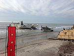 Second Tanks crashes Onslow Beach 130301-M-RW232-335.jpg