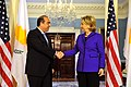 Secretary Clinton With Foreign Minister Markos Kyprianou of Cyprus (4472660909).jpg