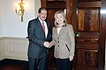 Secretary Clinton and Colombian Vice President Garzon Shake Hands (5397913575).jpg