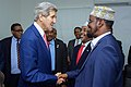 Secretary Kerry Shakes Hands with Interim Juba Administration President Madobe in Somalia (17380812645).jpg