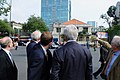Secretary Kerry Views Building Where Americans Fled Saigon (11365378524).jpg