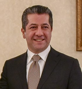 Secretary Pompeo Meets Security Chancellor Masrour Barzani (45765619795) (cropped).jpg