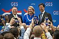 Secretary Pompeo Poses for a Photo With Mayor Krikke and Dutch Prime Minister Rutte (47995777487).jpg