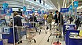 Self-service checkouts in Tesco in Poland.jpg