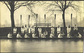 Selwyn College Boat Club - Selwyn College Boat Club (1926)