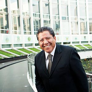 David Monreal Ávila - Image: Senador David Monreal Ávila