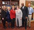 Senator Stabenow meets with representatives of the Alliance for Headache Disorders (32525110260).jpg