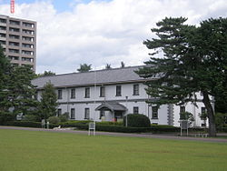 Sendai City Museum of History and Folklore 20090910.JPG