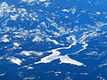 Sequoia Park glacier & lake from the air (3192199210).jpg