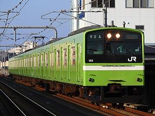 201 series Japanese train type