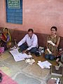 Seva Mandir immunization camp.jpg