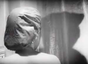 The Seventh Victim - Image: Seventh Victim 1943 shower screenshot