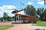 Seymour Vietnam Veterans Commemorative Walk Luscombe Bowl 003.JPG